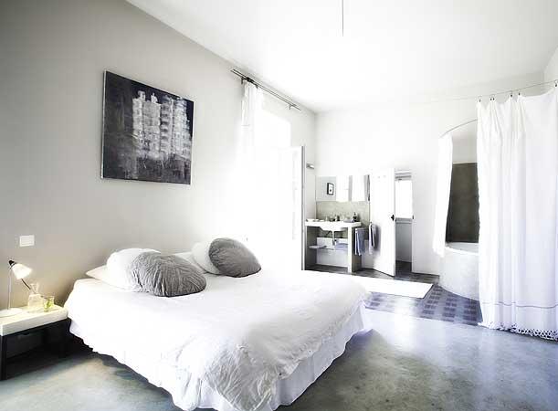 les chambre d39hotes design de la maison felisa With chambre bébé design avec parfum maison fleur d oranger