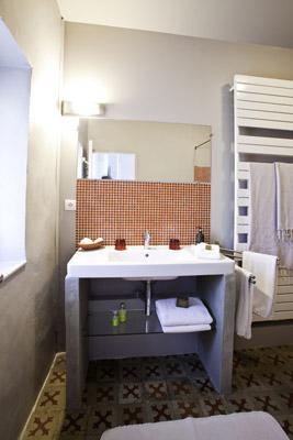 les chambre d39hotes design de la maison felisa With chambre bébé design avec nuxe fleur d oranger
